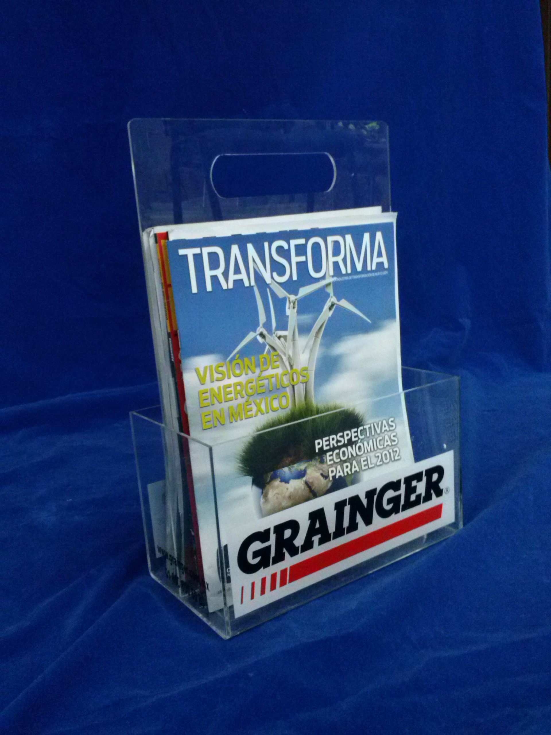 Porta Revistas Grainger2